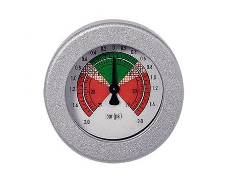Indikátor zanešení filtru diferenční 0-0,35 bar