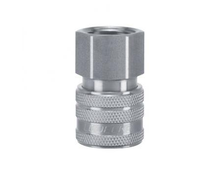 """Rychlospojka ESE 1/4"""" vnitřní rýhovaná ventil"""