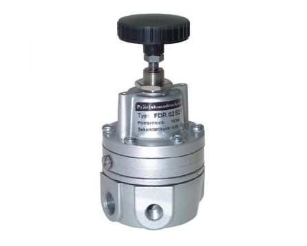 "Regulátor tlaku precizní FDR G 1/2"" 0,05-10,0bar"