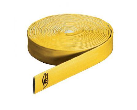 Hadice plochá Hilcodur Air 25mm žlutá