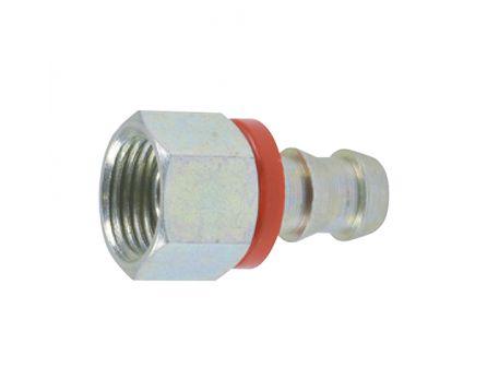 """Šroubení Lock-on vnitřní 1/4""""x6mm"""