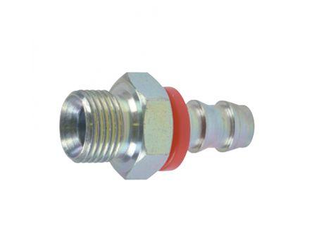 """Šroubení Lock-on vnější 1/4""""x10mm"""