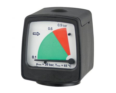 Manometr diferenční MDM40