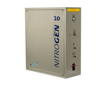 Generátor Nitrogen 10 čistota 99,98%
