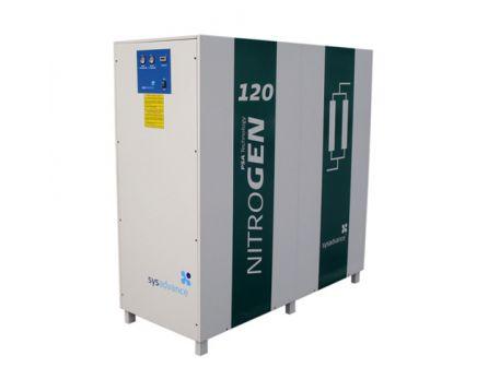 Generátor Nitrogen 120 čistota 99%, s krytem