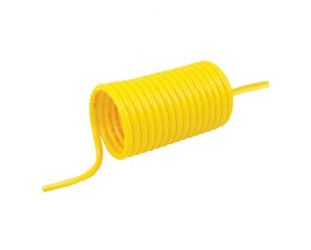 Hadice spirálová PA12 PHLY 12/8mm 7m žlutá