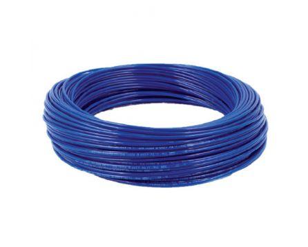 Hadička polyuretan PU 6/4 mm modrá