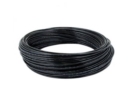 Hadička polyuretan PU 6/4 mm černá