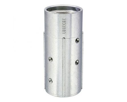 Držák trysky, hliník, hr.závit 50mm