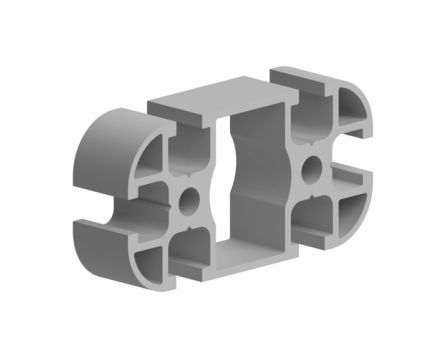 Profil hliníkový, série AC 30-6, 30x60