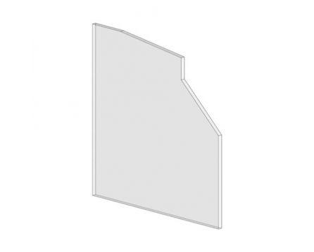 Panel pěnové PVC 3mm, série AC, BH, IM, bílý, 2050x3050mm