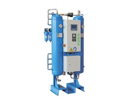 Generátor dusíku N-GEN 10 čistota 99,9%