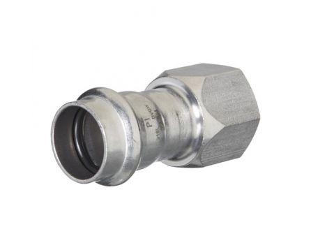 """Adaptér úhlový HJ07 90° 9/16-18JIC x G1/4"""""""