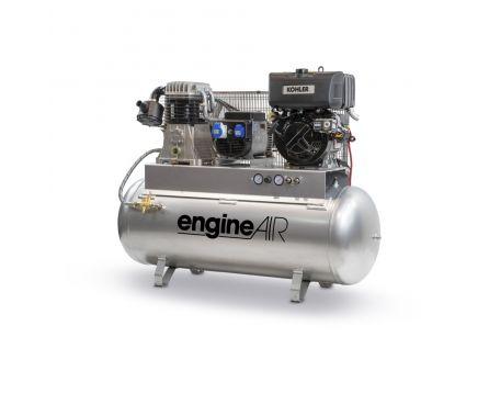 Dieselový kompresor s elektrocentrálou Engine Air EA10-7,5-270FBD